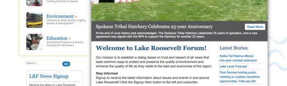 Lake Roosevelt Forum