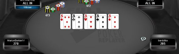 For Poker Players: An Epic Bad Beat