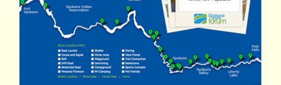 Spokane River Water Trail