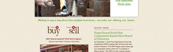 Puget Sound Food Hub