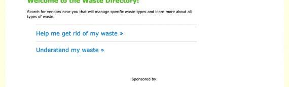 Spokane Kootenai Waste Directory