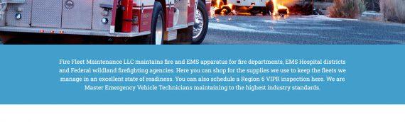 Fire Fleet Maintenance