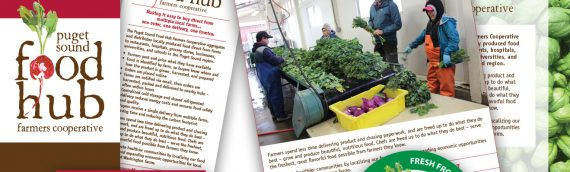 Puget Sound Food Hub Advertising