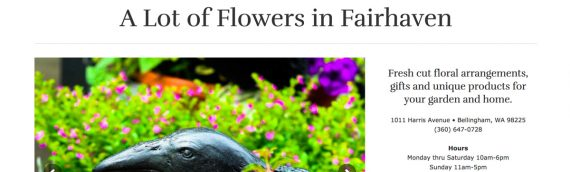 A Lot of Flowers