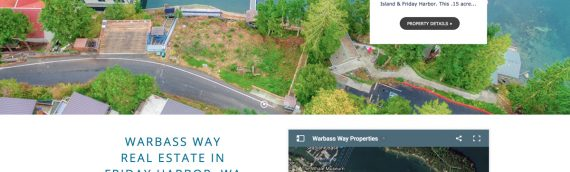 Warbass Way Property Website
