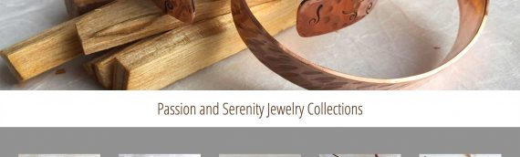 Passion and Serenity Jewelry