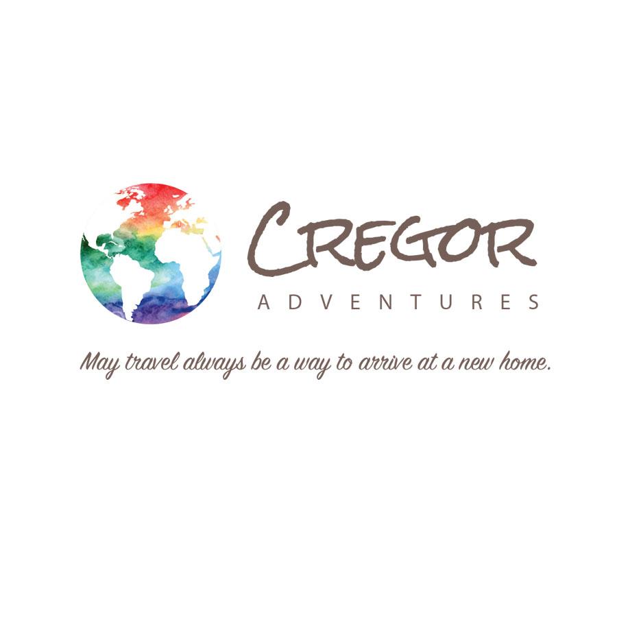 cregor adventures logo horizontal