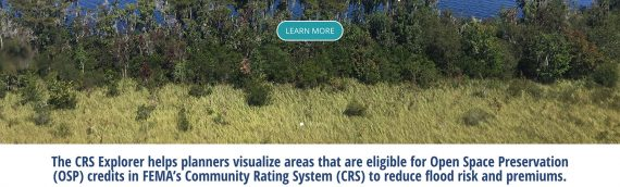 Community Rating System ~ The Nature Conservancy