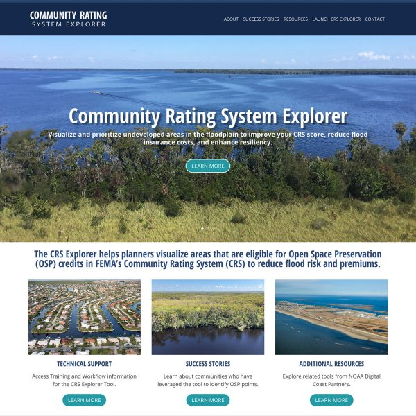 Community Rating System - The Nature Conservancy
