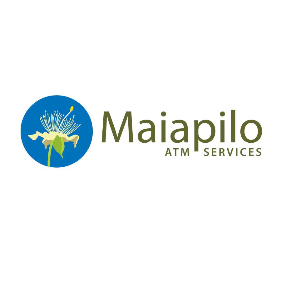 Maiapilo ATM Services, LLC Horizontal Logo