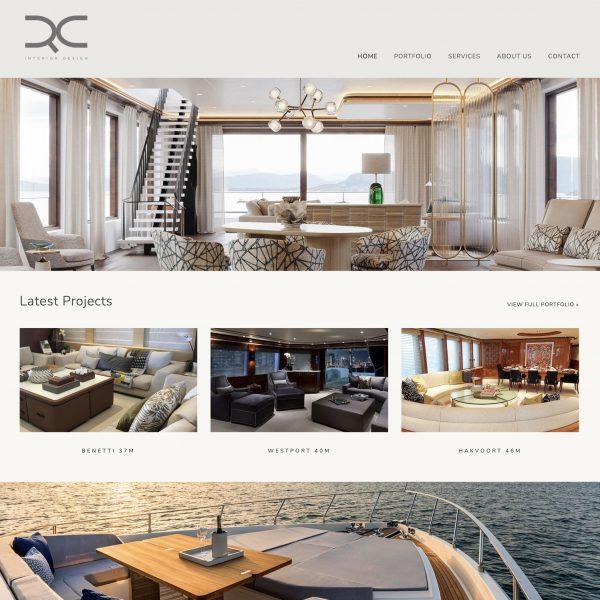 Roost Creative Website